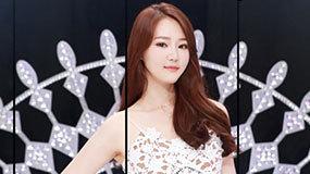 韩国姑娘具胤依美丽大变身